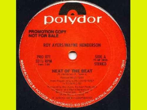 Roy Ayers Wayne Henderson No Deposit No Return